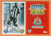 Newcastle United Obefemi Martins Nigeria